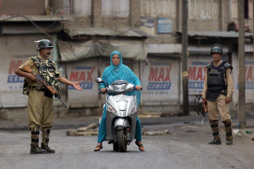Foto: Dar Yasin/AP/TT