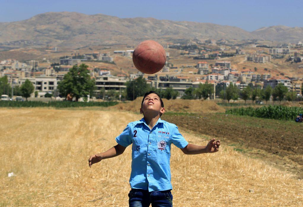 Foto: Bilal Hussein/AP/TT