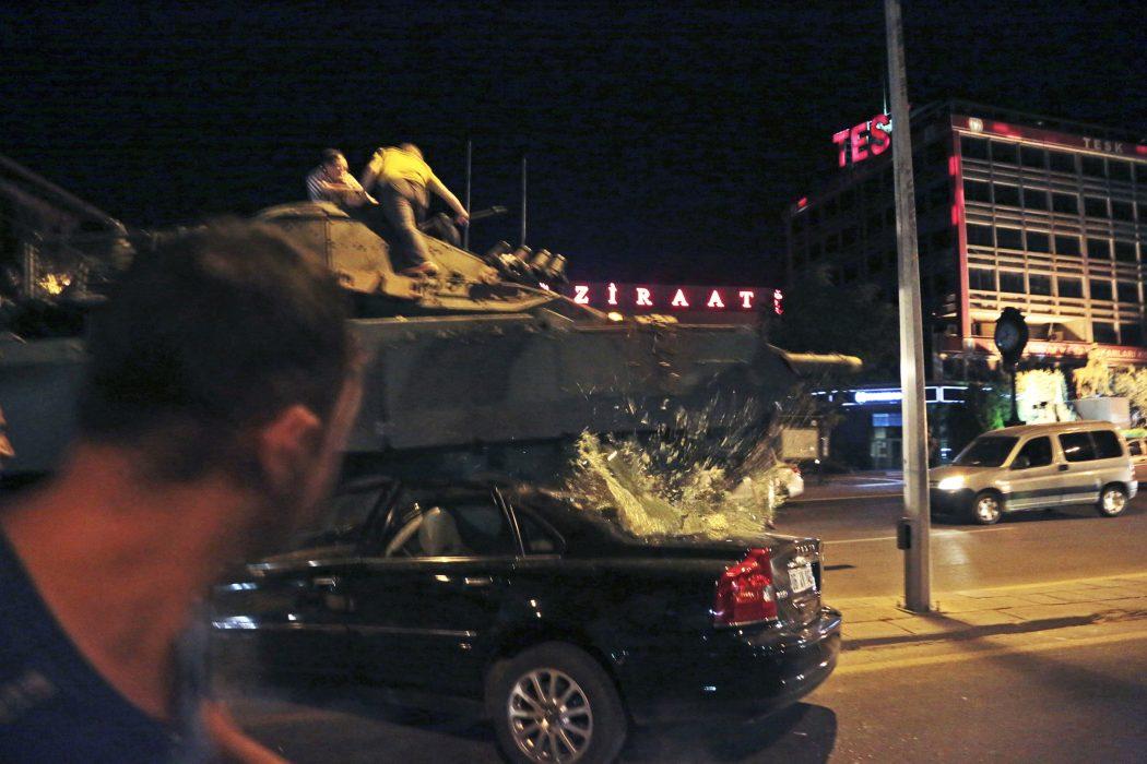 Foto: Burhan Ozbilici/AP/TT