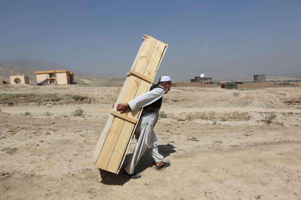 Foto: Rahmat Gul/AP/TT