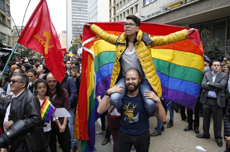 Foto: Fernando Vergara/AP/TT