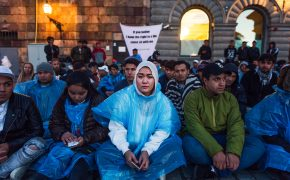 ensamkommande flyktingbarn - Nyhetsmagasinet Syre