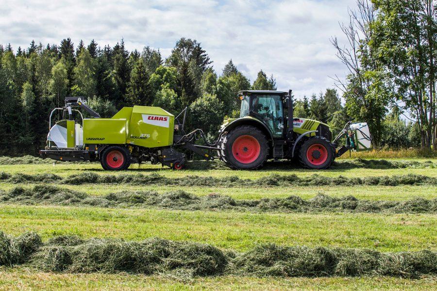 Foto:Terje Bendiksby/NTB/TT   Enligt de nya EU-reglerna blir ekobönder själva ansvariga när besprutade odlingar i närheten kontaminerar deras grödor.