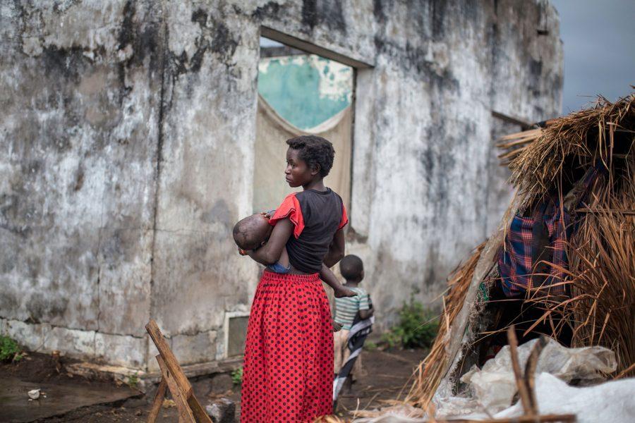 Griff Tapper/AFP/TT | Efter nära två års konflikt är det humanitära hjälpbehovet enormt i Kongo-Kinshasa.