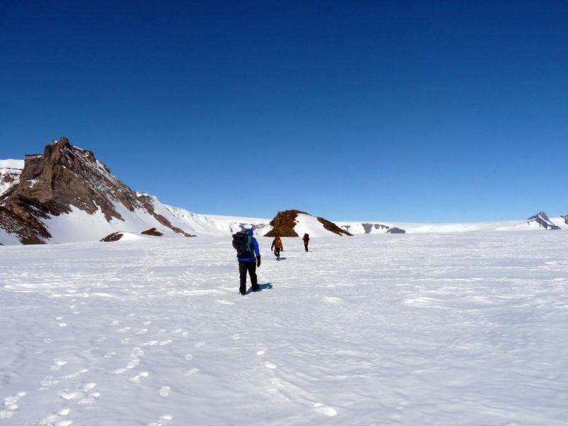 Ola Eriksson/TT   Strax före jul anlände forskare från bland annat Sverige till Antarktis.