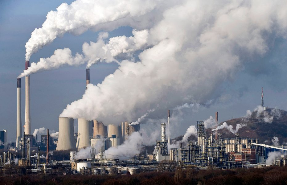 Martin Meissner /TT/AP | Den svenska regeringen hoppas på mer ambitiösa klimatmål i EU när de revideras om fem år.