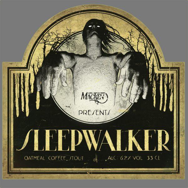 Andres Furukawa ger specifika instruktioner till formgivaren inför varje ny öl.