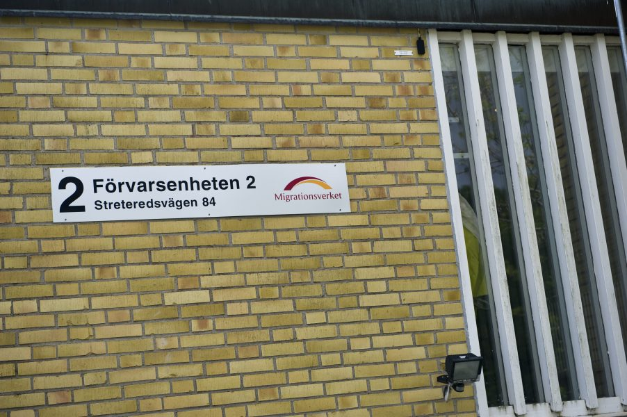 Lise Åserud/NTB Scanpix   En man blev i höstas bortglömd i två dagar på ett förvar söder om Göteborg.