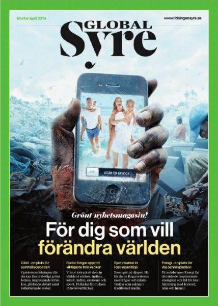 Teckna din prenumeration nedan eller mejla till prenumeration@tidningensyre.