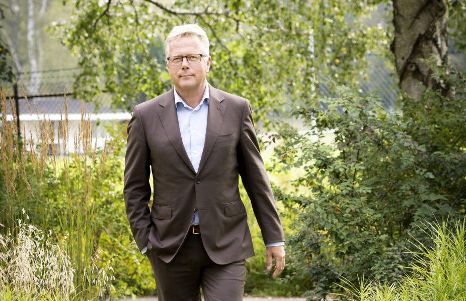 Kristin Lidell | Lars Göran Andersson, vd på HSB Göteborg är en av de chefer som deltar i arbetet mot ett schysstare arbetsklimat.