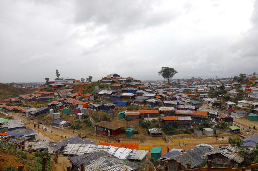K M Asad/AP/TT   FN arbetar för att rohingyer ska kunna återvända till sitt hemland Myanmar.