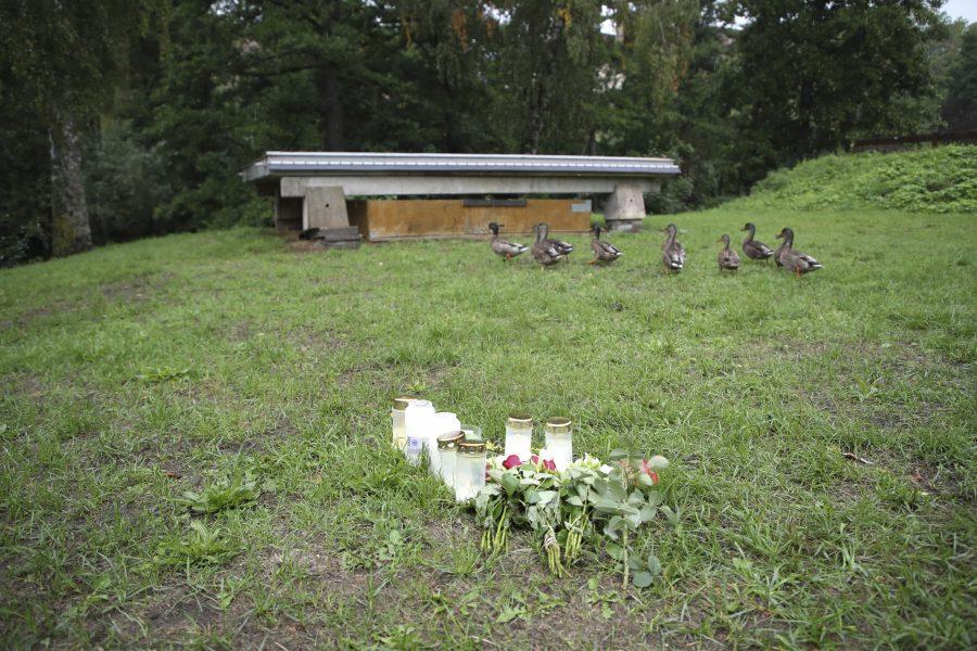 Adam Ihse/TT     En hemlös man hittades död i en park i Huskvarna i början på augusti.