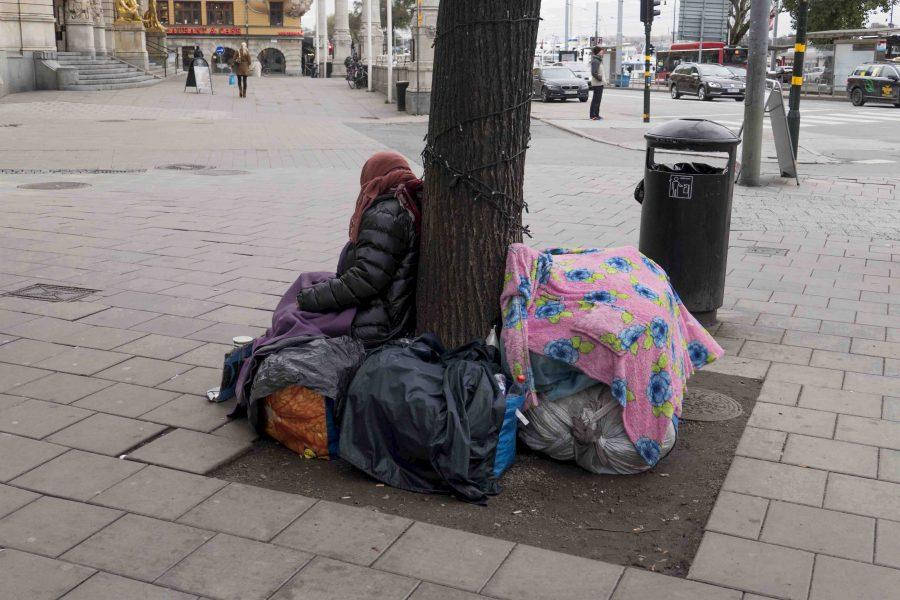 Leif Blom/TT |Stockholms romska EU-medborgare lever ofta under miserabla omständigheter, visar en ny rapport från Amnesty.