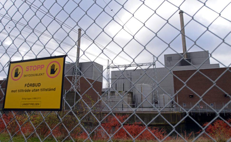 Det stängda kärnkraftverket i Barsebäck.