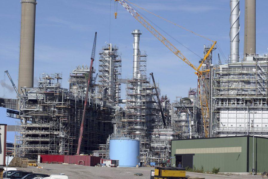 Om Preemreffs anläggning i Lysekil byggs ut ytterligare kommer den släppa ut mest koldioxid i Sverige.