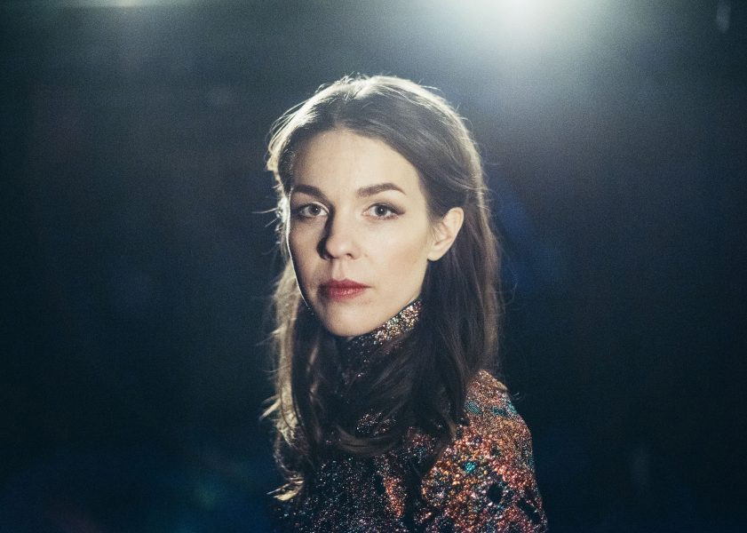 Isabella Lundgren spelar på Pustervik imorgon.