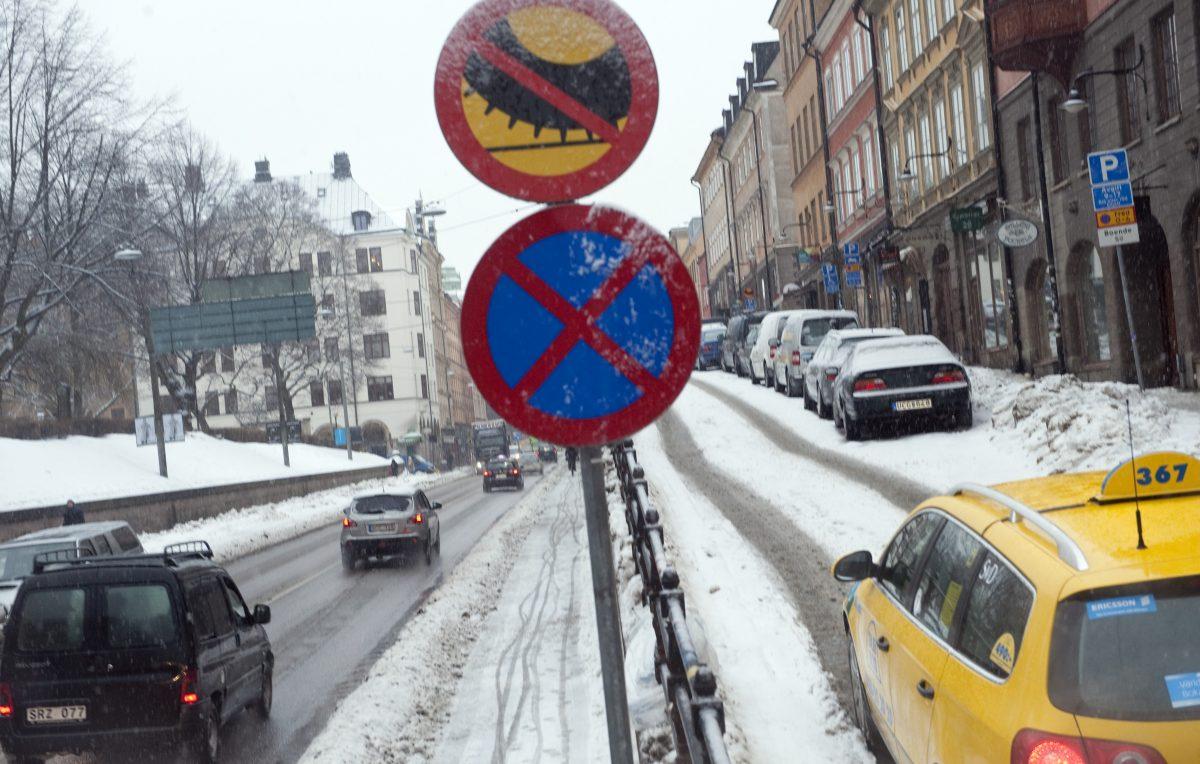 d2568c207400 Trängselskatt bättre än miljözoner - Syre Stockholm