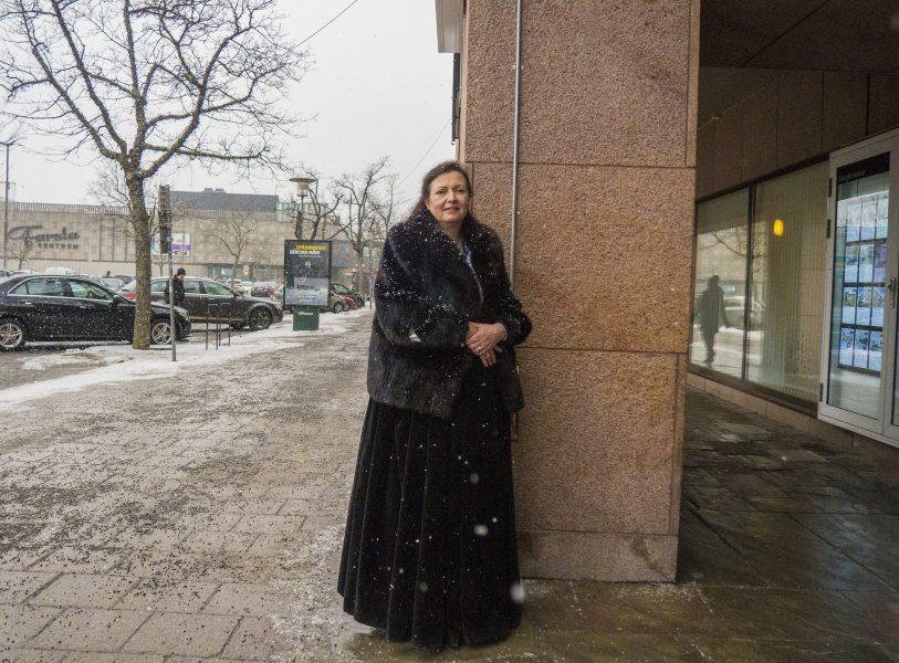 Nina Lundberg arbetar på arbetsmarknadsförvaltningen i Farsta.