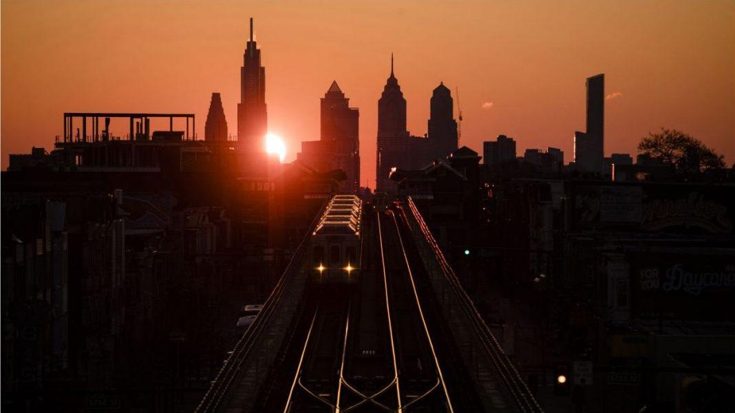 Vi flög hit, men vi tar tåget tillbaka till en framtid där även kommande generationer kan leva.