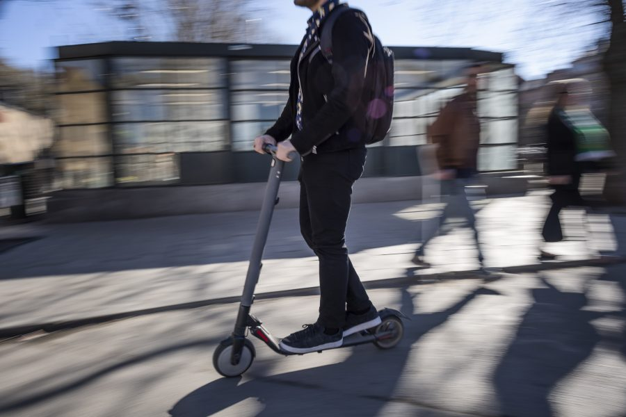 I Oslo inträffade i snitt 1,2 olyckor med elsparkcykel per dag under april och maj.