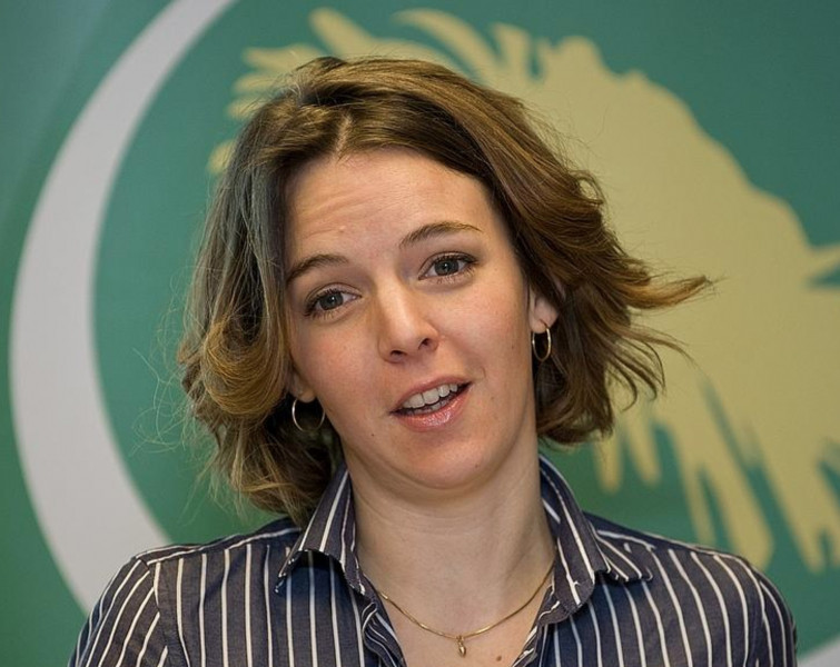 Foto: Bertil Ericson/TTSvenska Zaida Catalán mördades under ett FN-uppdrag i Kongo-Kinshasa.