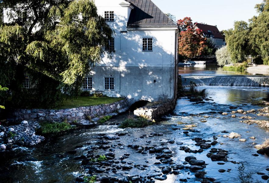 Foto: Pontus Lundahl/TTUppsala kommun toppar listan över kommunernas klimatanpassningsarbete.