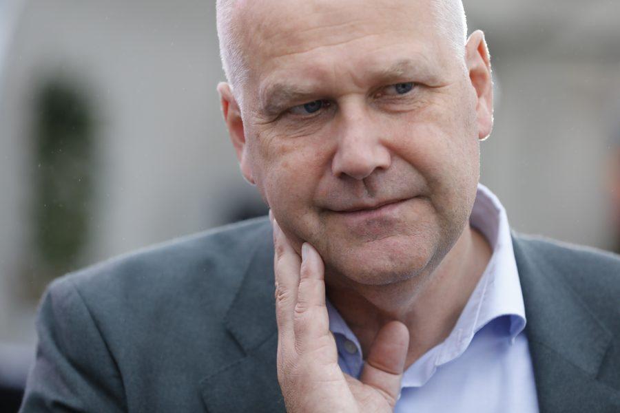 Vänsterpartiets partiledare Jonas Sjöstedt är en av de svenska politiker som pekas ut som PKK-sympatisörer i en turkisk rapport.