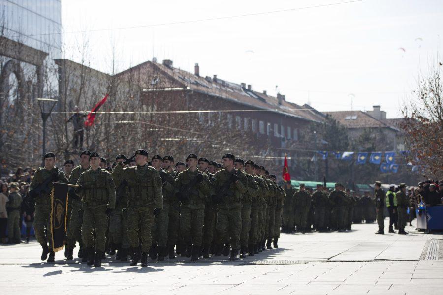 Kosovo firade 11 år av självständighet i år.