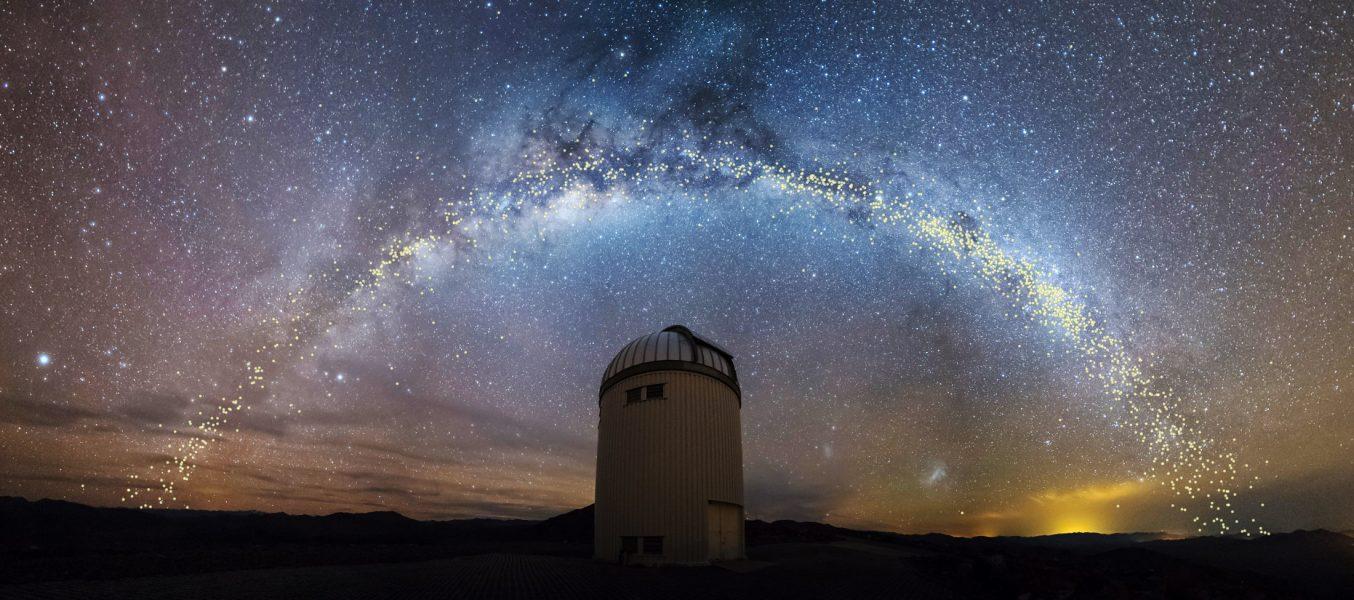 Polska forskare har skapat en tredimensionell karta över vår egen galax, Vintergatan.
