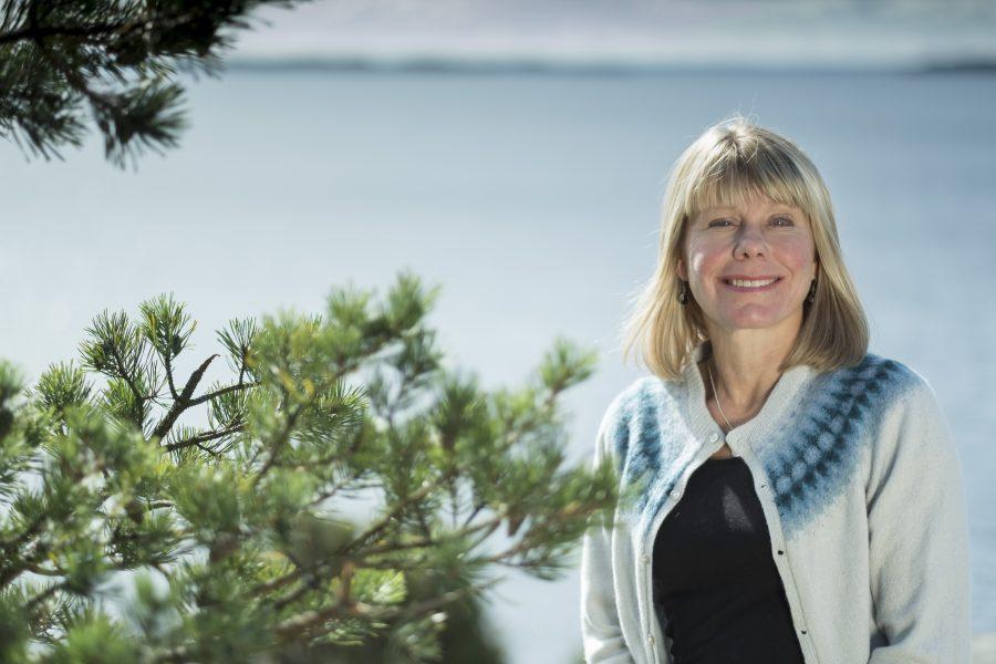 Naturskyddsföreningens generalsekreterare,Karin Lexén.