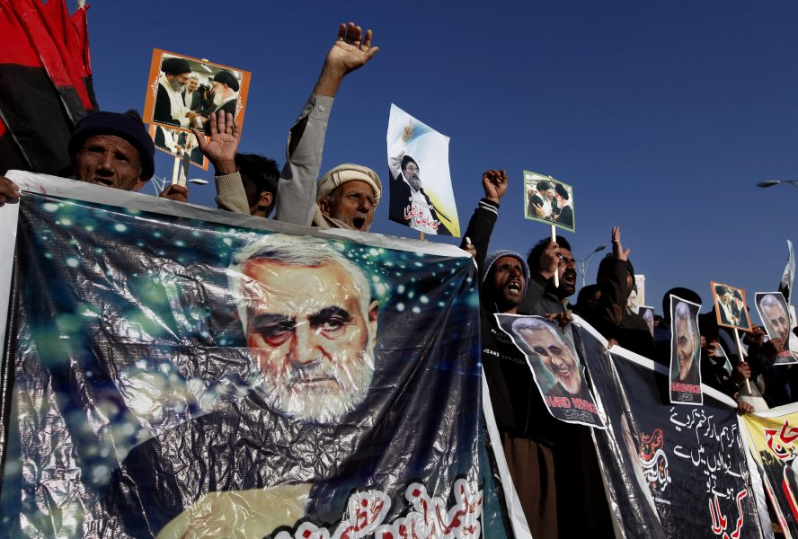 Under den senaste veckan har det varit högljudda protester i den muslimska världen, framförallt från shiitiska grupper.