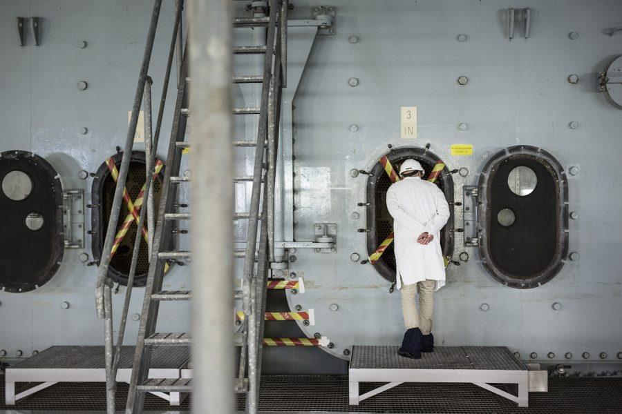 Barsebäcks kärnkraftverk elva år efter att det stängdes.