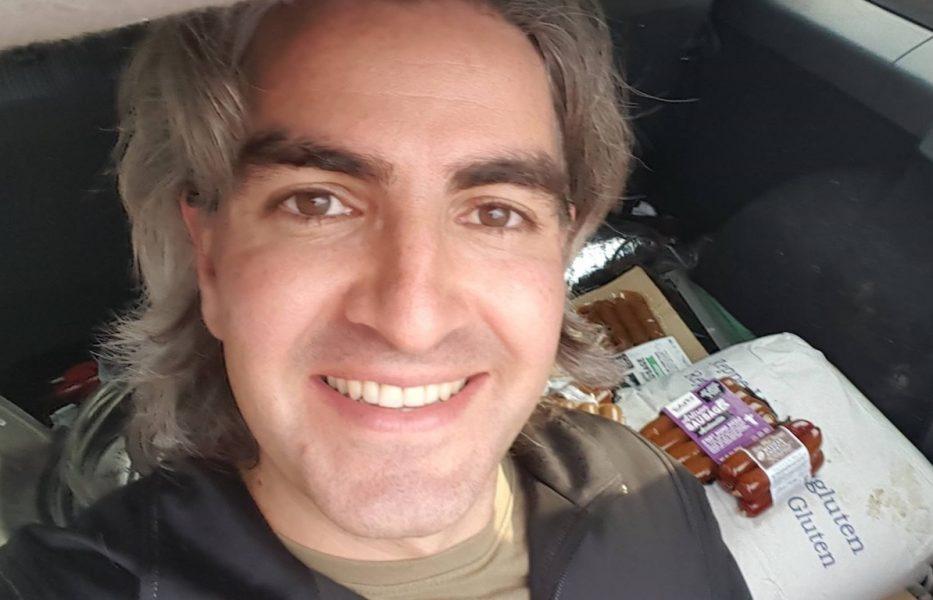 """""""Jag håller inte med om att jag skrivit några rasistiska kommentarer"""", säger Nikolaos Pizanias till Syre."""