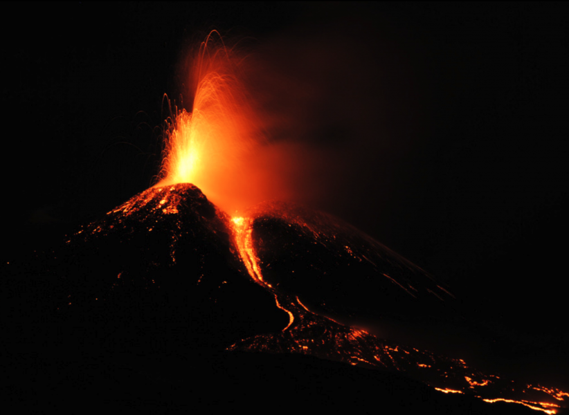 Forskare i Danmark har slagit fast att ett vulkanutbrott i Alaska 43 år före Kristus orsakade det kalla klimat som bidrog till romarrikets fall.