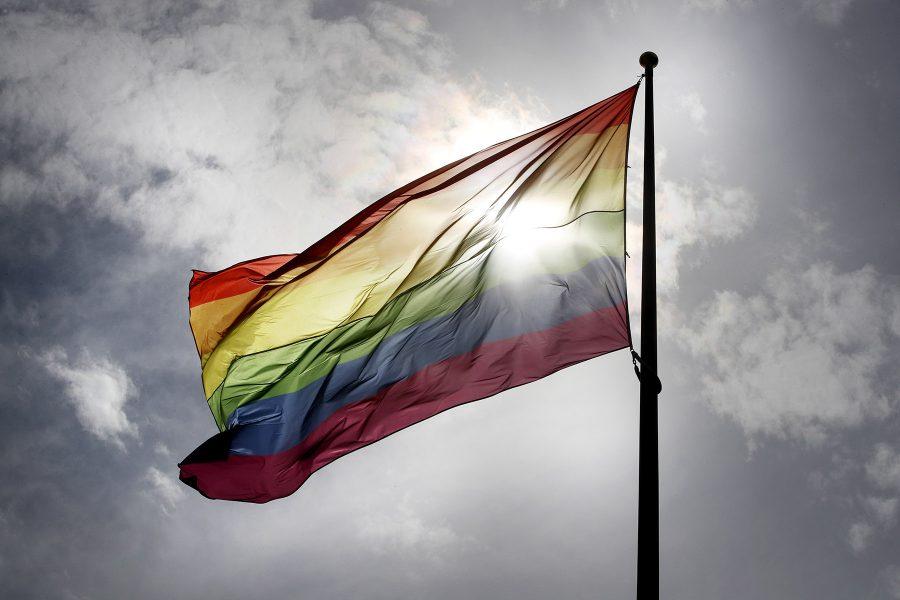 I dag, och resten av veckan, firas Västerås Pride.
