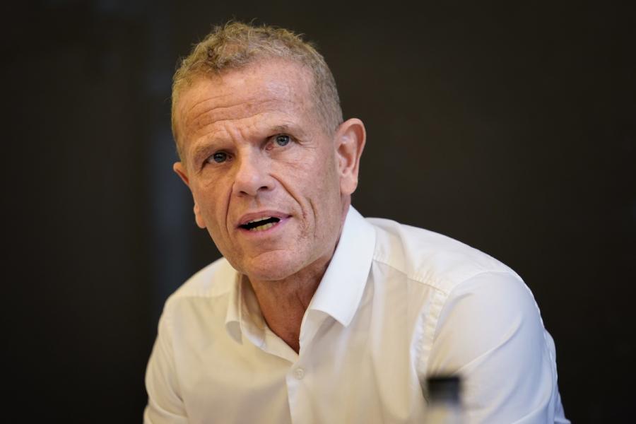 Lars Findsen, chef för Danmarks militära underrättelsetjänst Forsvarets etterretningstjeneste (FE).