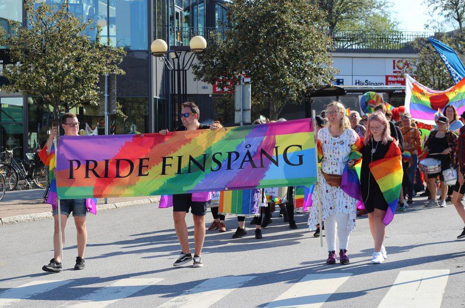 Det pågår flera Pride denna helg.