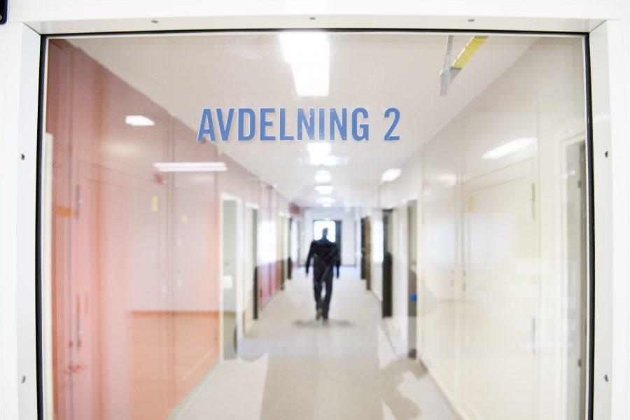 Den öppna klass 3-anstalten Skenäs utanför Norrköping.