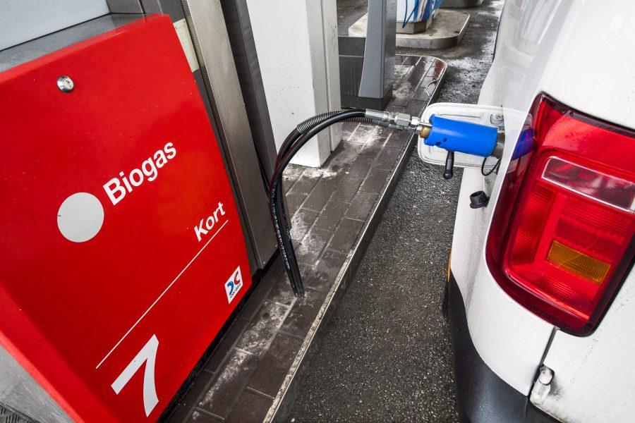Den svenska biogasproduktionen ökade under 2019, efter att ha stått still i tre år.