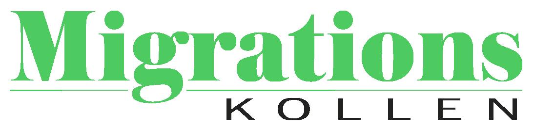 Logotyp till Migrationskollen