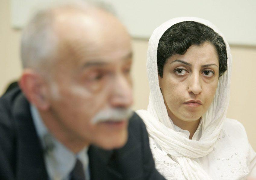 Narges Mohammadi fri har ökat sedan hon uppvisade symtom av covid-19 i fängelset.