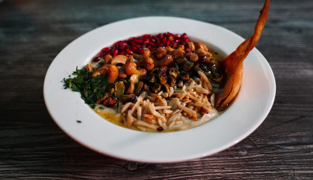 Malmö har fått en ny veganrestaurang.