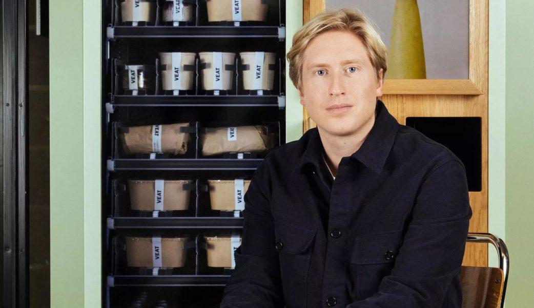 Andreas Karlsson är vd för nya matföretaget Veat.