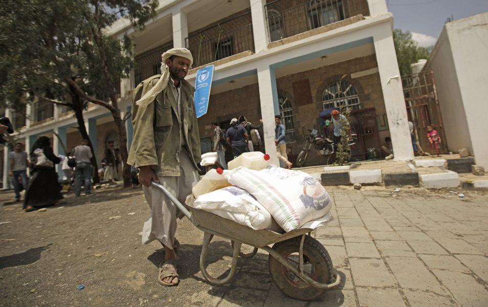 World Food Program får totalt 115 miljoner kronor extra för sitt arbete, bland annat i Jemen.