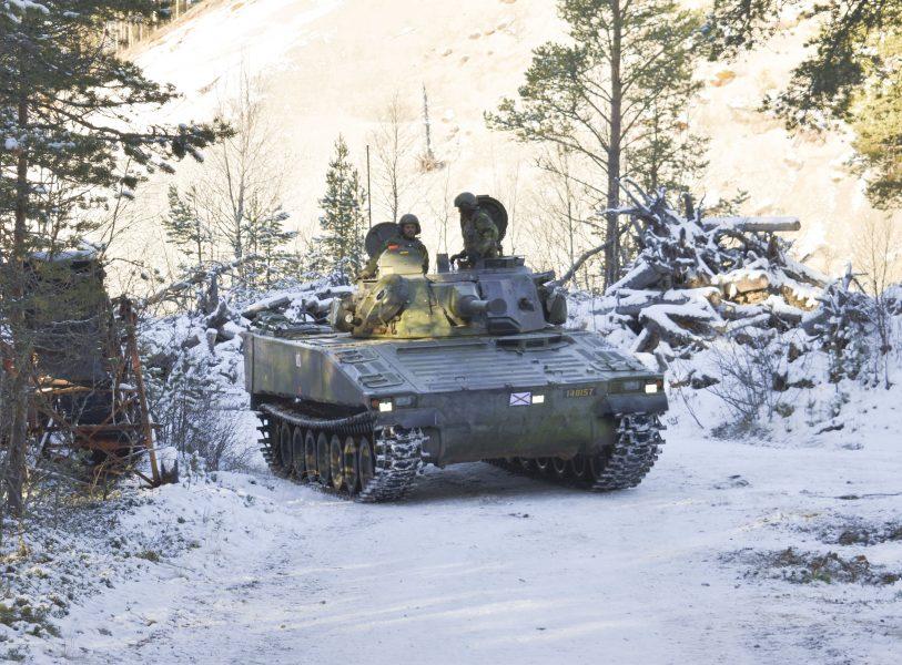 En riksdagsmajoritet vill att Sverige tydligt markerar att Natomedlemskap är ett möjligt alternativ.