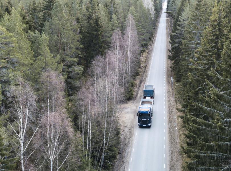 Lägre hastigheter och mötesseparerade vägar kan vara en förklaring till de lägre dödstalen per invånare i trafiken i Norge.