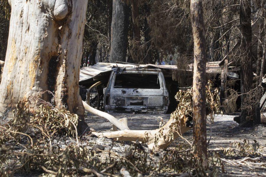 Australien har varit hårt drabbat av klimatförändringarna som orsakat torka och bränder.