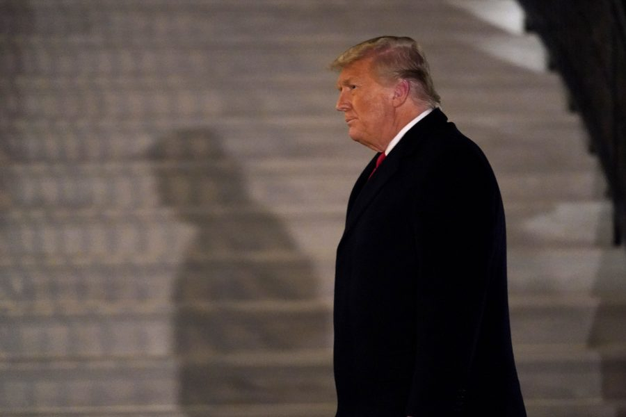 USA:s president DonaldTrump.