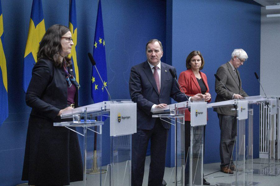 Regeringen och Folkhälsomyndigheten meddelade flera nya coronaåtgärder den 18 december.
