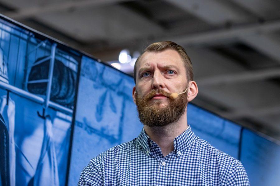 Ivar Arpi tar över som chefredaktör för Bulletin.